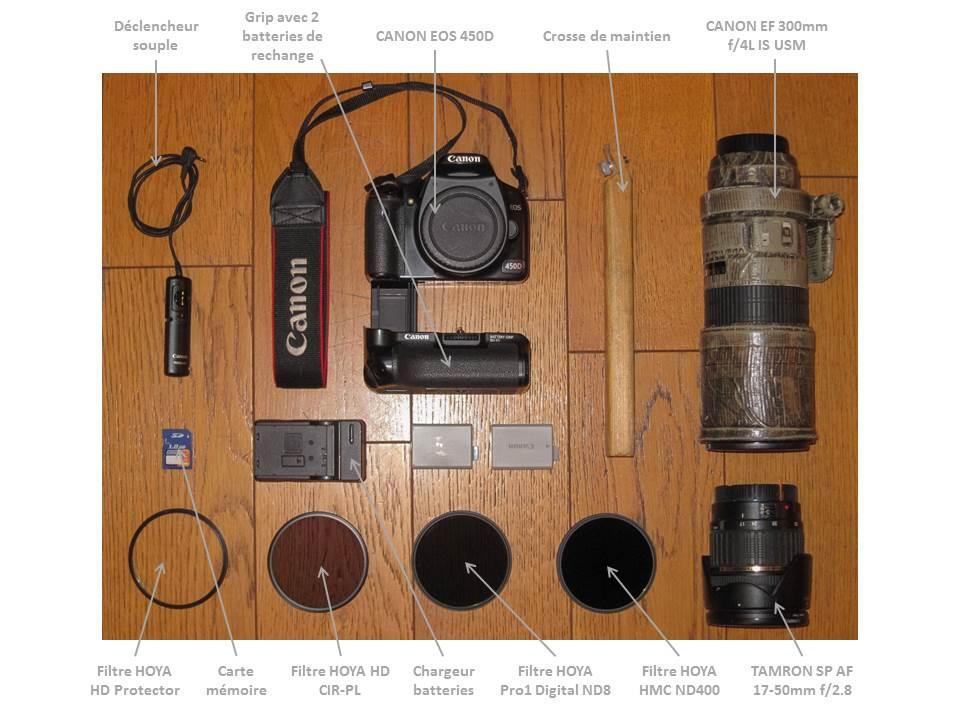 Materiel-photo